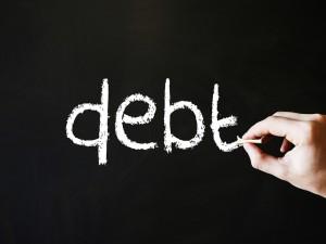 """Distribution of property: """"I'll let him take the debts…"""""""